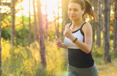 How much do you have to run to lose weight
