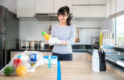 Tips on Cleaning Groceries during COVID-19
